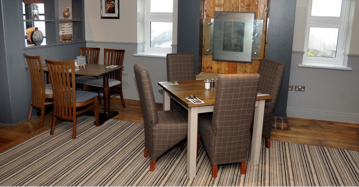 Garden Centre: Whitbread Inns Restaurant