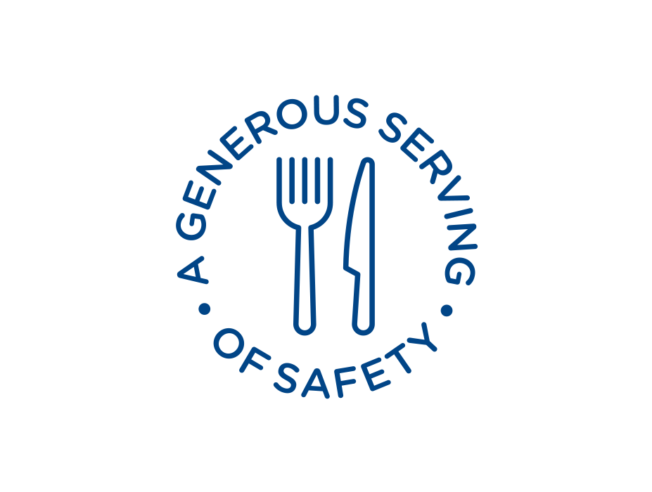 A generous serving of safety